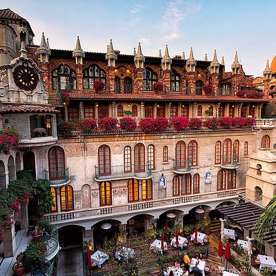 Mission Inn Courtyard, Riverside, California