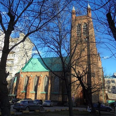 Англиканский Собор в Москве
