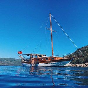 My Way Boat
