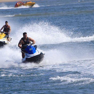 Bring a friend along for an awesome day out on one of our jetski tours at Extreme Jet Ski