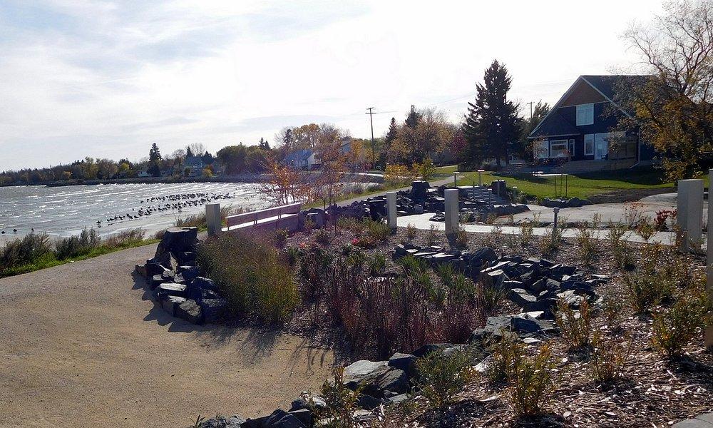 Lake Winnipeg's shores