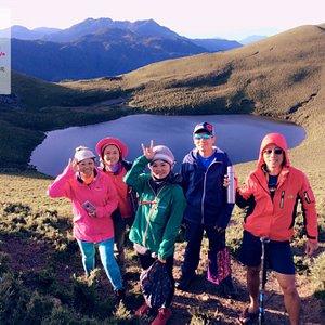 Three-day Mountain Hiking Tour - Jiaming Lake 3,310M (5~7ppl) *more info→goo.gl/YtYg5b
