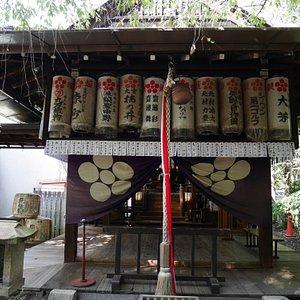 神社の本殿