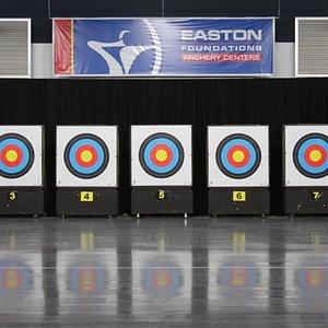 Indoor Archery Range