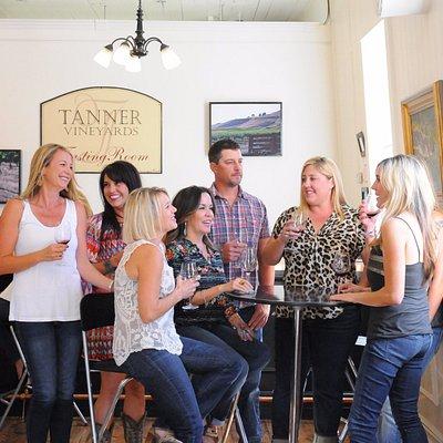 Tanner Winery Tasting Room