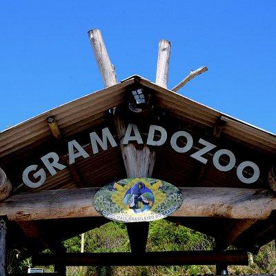 Entrada GramadoZoo
