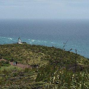 Tasman Sea colliding with the Pacific Ocean