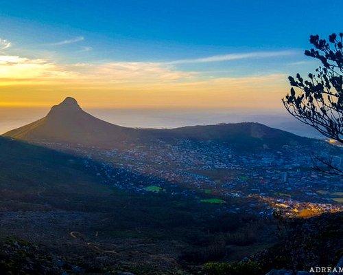 Direitos autorais: A Dream Overland, Cidade do Cabo – África do Sul