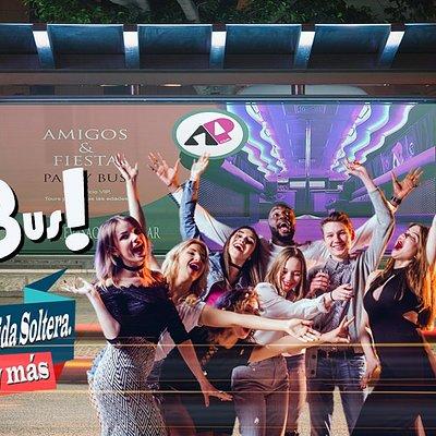 Amnesia Party Bus