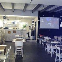 Nuevo restaurante de la Arrosseria L'escalada ,