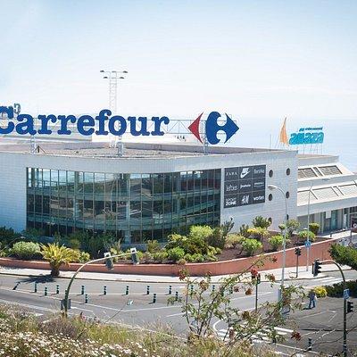 Centro Comercial Añaza Carrefour