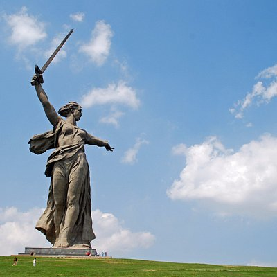 History Tours of Stalingrad Battle with visit to all significant sights and historical places