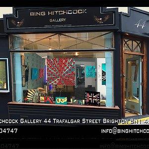 Bing Hitchcock Gallery 44 Trafalgar St, Brighton BN1 4ED East Sussex UK