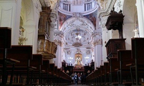 Foto interna,Chiesa San Giacomo