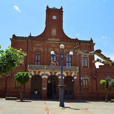 Ayuntamiento modernista