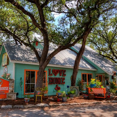 Store Exterior- Love Home (TX)!