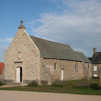 Chapelle des Marins | Gatteville-le-Phare, Manche, Normandie, France