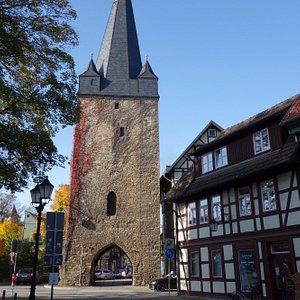 Der Westerntorturm von Wernigerode