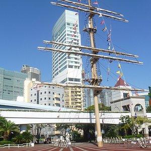 帆船マスト