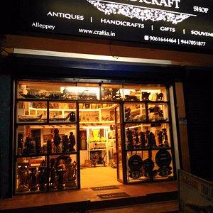 Handicraft Shop In Alleppey