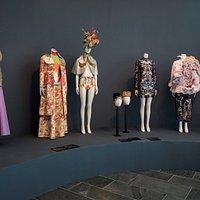 Expo 'The Vulgar - Fashion Redefined' 2017  © MMH/Kristof Vrancken