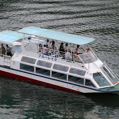遊覧船 ブルーレイク