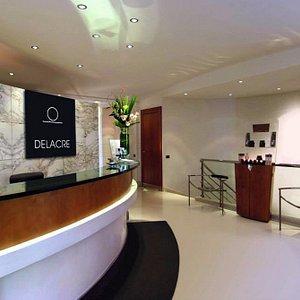 Hall d'entrée du Cercle Delacre
