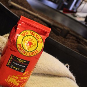 Freshly roasted coffee in the heart of Albuquerque.
