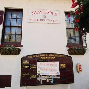 New Hope Visitors Center