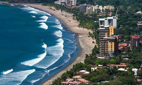 Playa Jaco by @Bryan Diaz Photo