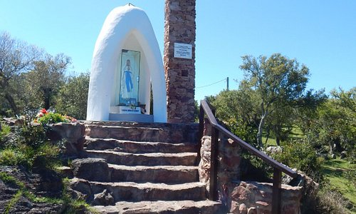 Iglesia Ntra Sra de Lourdes, Villa Serrana, Minas. Uruguay