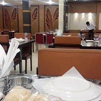 Sebagian interior restoran