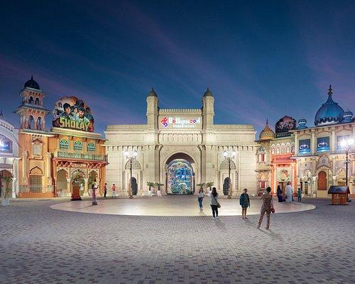 Bollywood Parks Dubai - Entry Gate