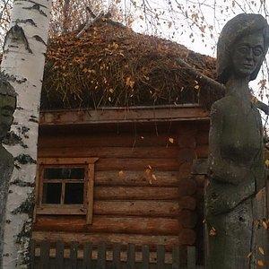 Музей натурального хозяйства чувашского крестьянина