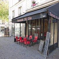 La Trattoria Di Gio, aux Halles le restaurant des authentiques saveurs italiennes.