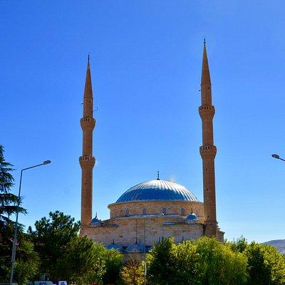 sa mosquée