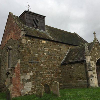 St Benedict Haltham-on-Bain