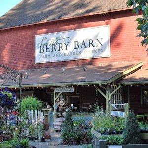 Smith Berry Barn in Spring