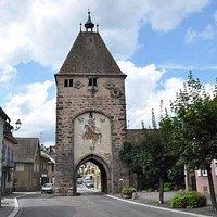 Mutzig - Porte du Bas / Porte de Strasbourg