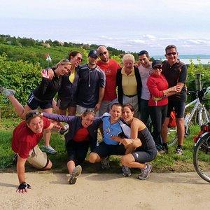 Vinociped Wine & Bike