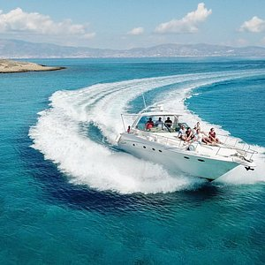 Nautilos Cruises Unvergessliche Tagesausflüge zur Insel Chrissi.