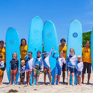 SupKids Camp in Surf Mexico