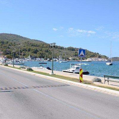Marina w Vela Luka