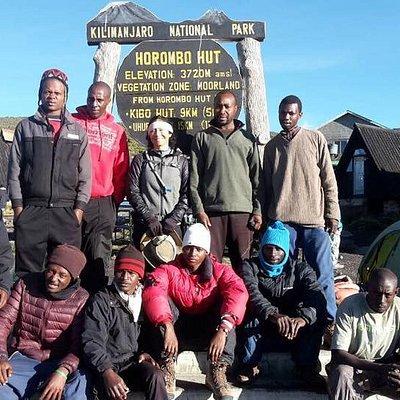 Team Faraja- The BEST on the mountain!!! Love them all!