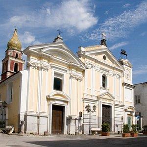 Lanzara - Chiesa parrocchiale di San Biagio