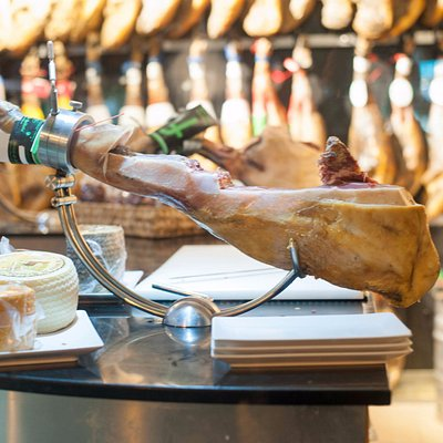 Absolute jamon perfection!