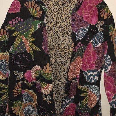 My gorgeous reversible jacket no.2