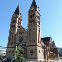Street view of Our Lady of the Hungarians