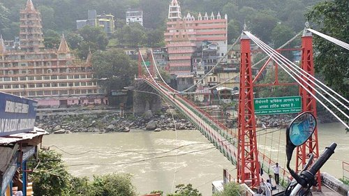 ghaat near laxman jhula