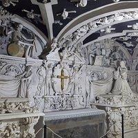 De prachtige Crypte van Buenavista